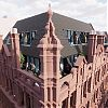 Atrium and roof terraces to rejuvenate a tired Glasgow office block