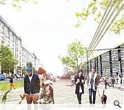 An influx of students would provide a much needed fillip to the nascent creative quarter