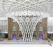 Kings Cross is being transformed into a 'destination station' with an upgraded retail offer