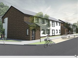Construction begins on twin Perth housing projects