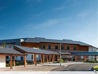 HLM set for Clackmannanshire Health Centre opening