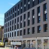 Modular 589-bed student build takes shape in Glasgow's West End