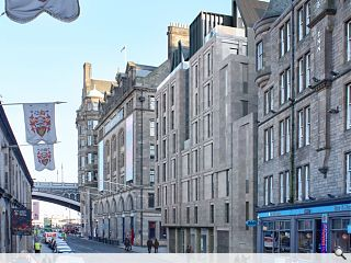 Carlton Hotels to occupy four star Edinburgh development