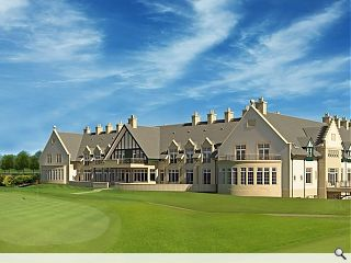 St Andrews golf clubhouse back on the cards