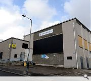 Montrose swimming pool was closed following completion of a new sports hub in November 2012
