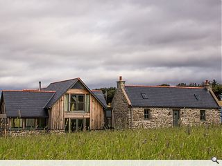 Croft transformation rescues remote ruin