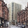 ADF table plans for Merchant City student housing tower
