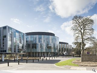 University of Edinburgh innovation hub unveiled