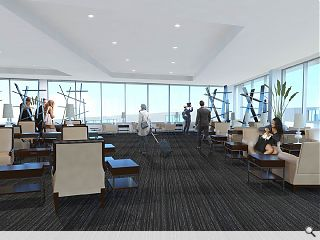Fit-out begins at £80m Edinburgh Airport expansion