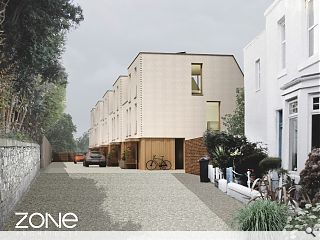 Zone wins planning on appeal for Trinity conservation area homes
