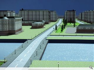 BBC commissions first 3d visualisation of Glasgow's Bruce Plan
