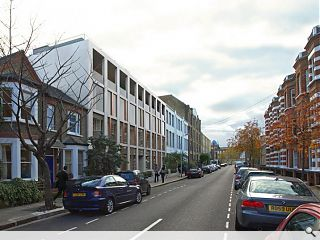 3DReid submit first solely private residential London development