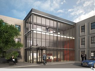 CDA secure Aberdeen office extension approval