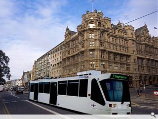 Small business rails against tram disruption