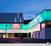 Perth Theatre secured an ambassador award for Richard Murphy Architects