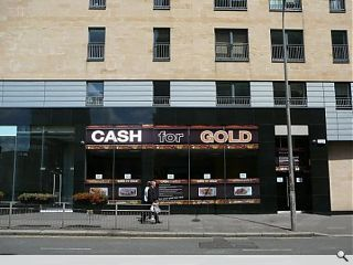 Cash for Gold leaves residents cold