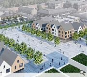Homes and enhanced public realm would bring people back to Bellshill town centre