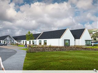 Stromness care home plans go on show