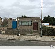 The property will be built on the site of this redundant garage