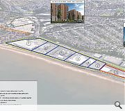 The full masterplan will be delivered in stages over the coming decade