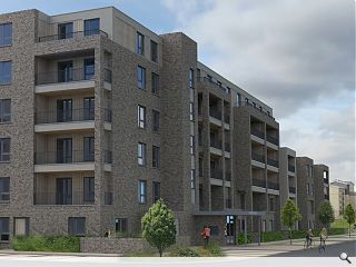 Port of Leith HA press on with 104 Granton Harbour homes