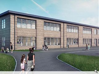 Windygoul Primary extension on track for August completion