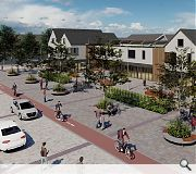 A new look for Kilsyth is also on the cards