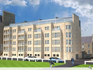 Prominent St Andrews hotel sizes up spring expansion