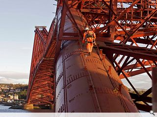 Forth Bridge nominated for World Heritage Status