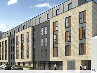 Revised Aberdeen student housing block put before planners