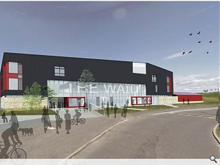 Waid Academy to get underway after planning approval is granted