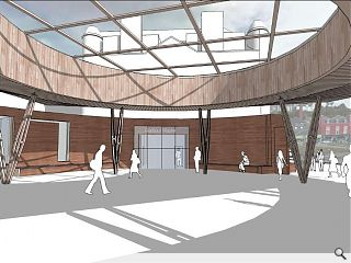Oban visitor centre set for autumn start