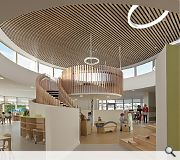 Maidenhill Primary School & Nursery, East Renfrewshire by BDP for East Renfrewshire Council