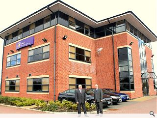 Robertson opens Manchester office to target North West market