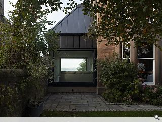 See-through Newhaven home extension shows a light touch