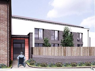 Auchinleck assisted living project goes out to consultation