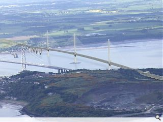New Forth Bridge to be named the Queensferry Crossing