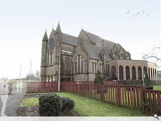 Revitalised Govan Old Church to terminate new 'cultural circuit'