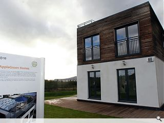 BRE Innovation Park to host green homes showcase