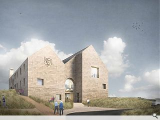 Royal Dornoch Golf Club looks to the future with a new clubhouse