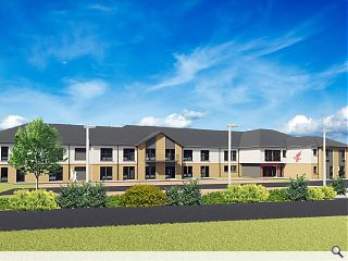MacTaggart & Mickel to first-foot Ayrshire with Greenan care home