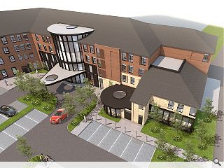 East Renfrewshire deliberate on Newton Mearns retirement village