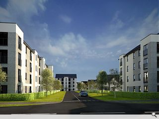 Barratt to build 40 affordable homes at the Gyle
