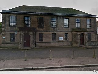 Kirkcaldy library lends itself well to housing