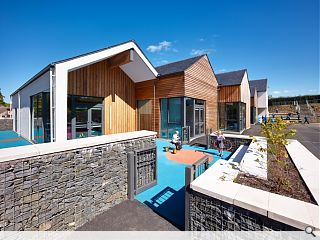 Kirkmichael Primary recognised for education design