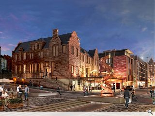 Royal Mile aparthotel to lead the way to New Waverley