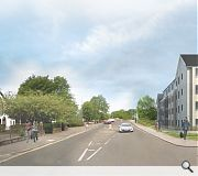 The scheme has been designed in-house by AS Homes