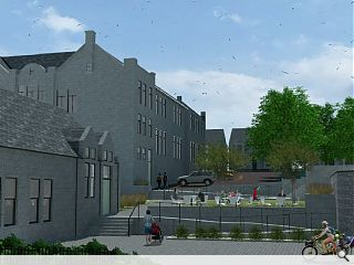 New plans emerge for disused Torry Primary School