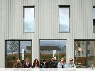 Aberdeen based Graham Mitchell Architects launch new look website