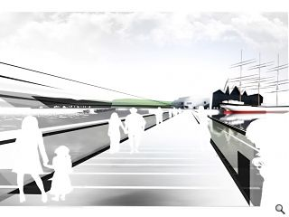 CH2M Hill appointed to design moveable Govan-Partick footbridge